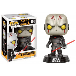 Figurine - Pop! Movies - Star Wars Rebels - The Inquisitor - Funko