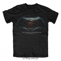 T-Shirt - DC Comics - Batman - Dawn of Justice Logo - PHD Merchandise
