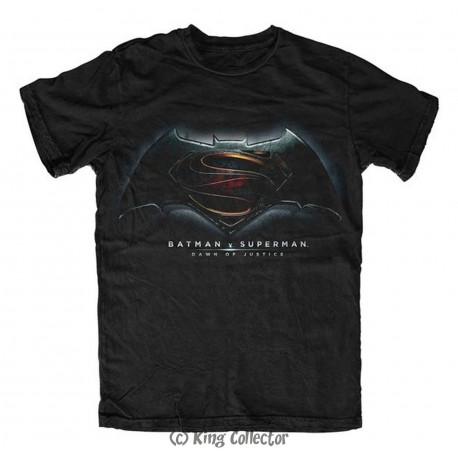 T-Shirt - DC Comics - Batman - Dawn of Justice Logo - PHD Merchandise