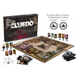 Jeu de société - Cluedo Edition Game of Thrones - Winning Moves