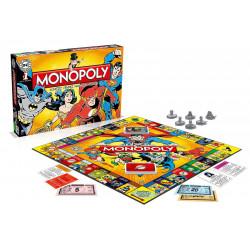 Jeu de société - Monopoly Edition DC Comics - Winning Moves