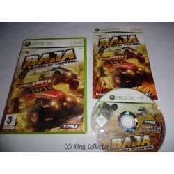 Jeu Xbox 360 - Baja : Edge of Control