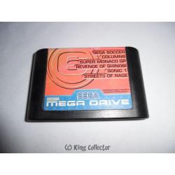 Jeu Mega Drive - Mega Games 6