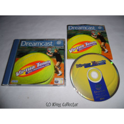 Jeu Dreamcast - Virtua Tennis