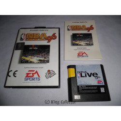 Jeu Mega Drive - NBA Live 96
