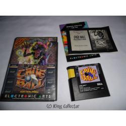 Jeu Mega Drive - Crüe Ball : Heavy Metal Pinball
