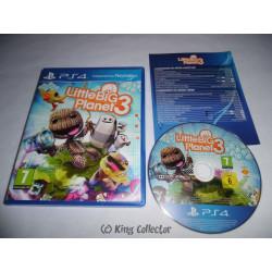 Jeu Playstation 4 - LittleBigPlanet 3 - PS4