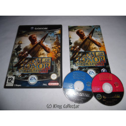 Jeu Game Cube - Medal Of Honor Soleil Levant