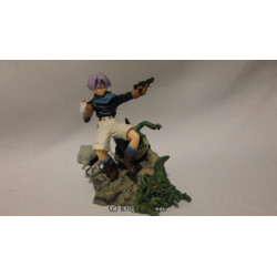 Figurine - Dragon Ball GT - Imagination 1 - Trunks - Bandai