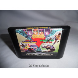 Jeu Mega Drive - Mega Games I - Sega Megadrive
