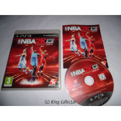 Jeu Playstation 3 - NBA 2K13 - PS3