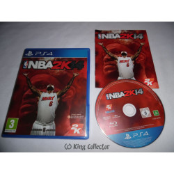 Jeu Playstation 4 - NBA 2K14 - PS4