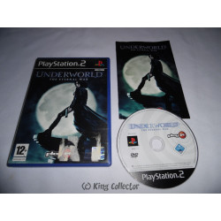 Jeu Playstation 2 - Underworld : The Eternal War - PS2
