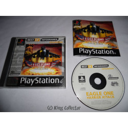 Jeu Playstation - Eagle One : Harrier Attack (Best Of) - PS1