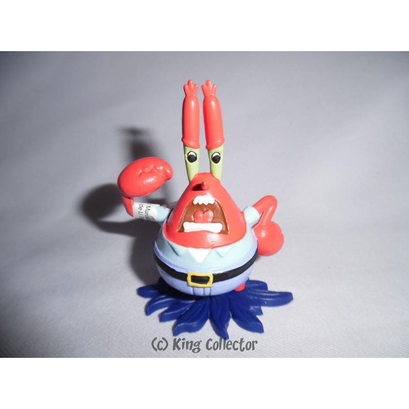 Figurine Bob L Eponge Mr Krabs Comansi