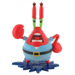 Figurine - Bob l'Eponge - Mr Krabs - Comansi