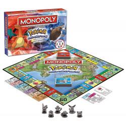 Jeu de société - Monopoly Edition Pokémon - Winning Moves