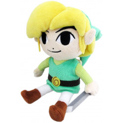 Peluche - The Legend of Zelda : The Wind Waker - Link - 30 cm