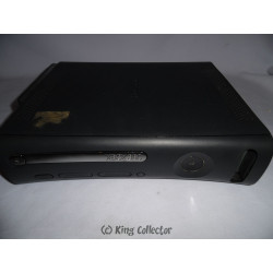 Console - Xbox 360 Elite grise + HD 120 GB + Cables