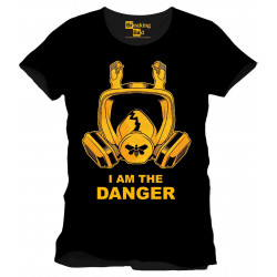 T-Shirt - Breaking Bad - I am the Danger - Cotton Division