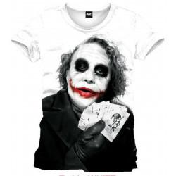 T-Shirt - Batman - Joker Poker - Cotton Division