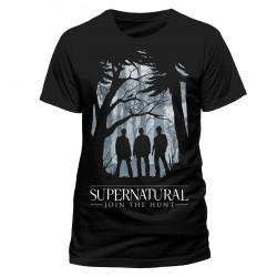 T-Shirt - Supernatural - Group Outline - CID