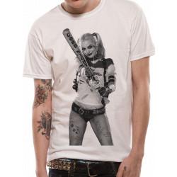 T-Shirt - Suicide Squad - Harley Quinn Bat - CID