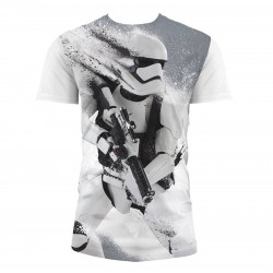 T-Shirt - Star Wars - Episode VII Snowtrooper Snow - SD Toys