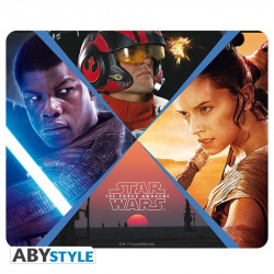 Tapis de souris - Star Wars - Heroes EP7 - ABYstyle