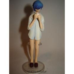 Figurine - Evangelion - Rei Ayanami en chemise de nuit - Gashapons