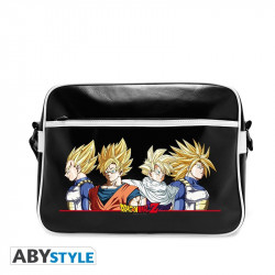 Sac / Besace - Dragon Ball Z - Super Saiyans - ABYstyle