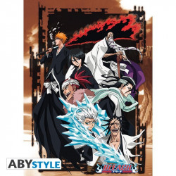 Poster - Bleach - Shinigami Group - 52 x 38 cm - ABYstyle