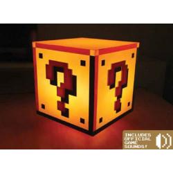 Lampe Super Mario Bros. - Question Block - Paladone Products
