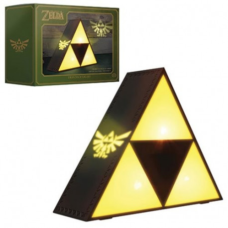 Lampe - The Legend of Zelda - Triforce - Paladone Products