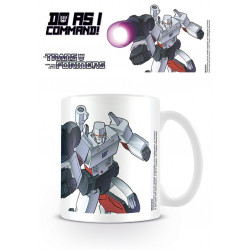 Mug / Tasse - Transformers - Megatron - 300 ml - Hole in the Wall