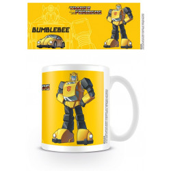 Mug / Tasse - Transformers - BumbleBee - 300 ml - Hole in the Wall