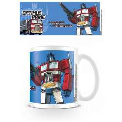 Mug / Tasse - Transformers - Optimus Prime - 300 ml - Hole in the Wall