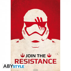 Poster - Star Wars - Join the Resistance - 98 x 68 cm - ABYstyle