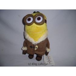 Peluche - Les Minions - Kevin - 28 cm - Thinkway Toys
