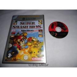Jeu Game Cube - Super Smash Bros Melee (Player's Choice) - GC