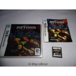 Jeu DS - Metroid Prime : Hunters
