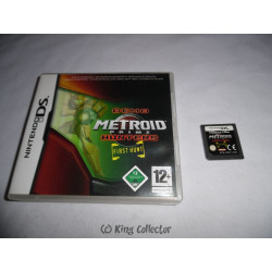 Jeu DS - Metroid Prime Hunters : First Hunt