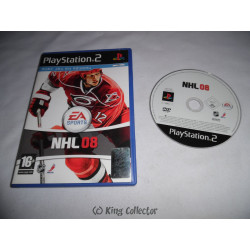 Jeu Playstation 2 - NHL 08 - PS2