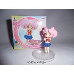 Figurine - Sailor Moon - Collectibe Figures for Girls - Chibi Usa - Banpresto