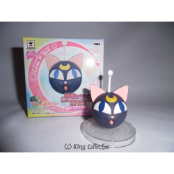 Figurine - Sailor Moon - Collectibe Figures for Girls - Luna P Ball - Banpresto