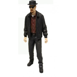 Figurine - Breaking Bad - Heisenberg - 30 cm - Mezco Toys