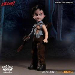 Figurine - Evil Dead 2 - Living Dead Dolls Ash - Mezco Toys