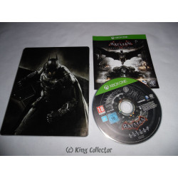 Jeu Xbox One - Batman Arkham Knight (Steelbook)