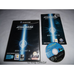 Jeu Game Cube - Star Wars Jedi Knight II : Jedi Outcast - GC