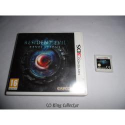 Jeu 3DS - Resident Evil : Revelations